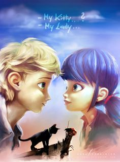 Miraculous - I know you ... by cylonka on DeviantArt