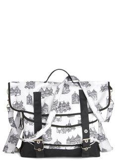 Bayside Abodes Bag, #ModCloth $125