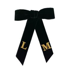 Zari zardozi gold embroidered letters Black Hair Bows, Letters, How To Wear, Gold, Letter, Lettering, Calligraphy, Yellow
