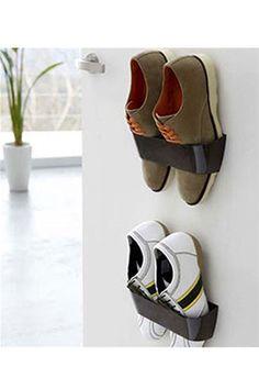 STANDART - Duvar ve Dolap kapağı ayakkabı rafı 2 tane birden - Tozlu.com