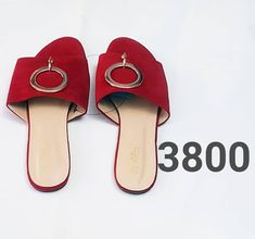Very Pretty and Classy Red flip flops for a beautiful woman.  Order early  N3800  #footwear #shoes #sandals #red #mom #wife #lagoshousewife #nigeria #lagos #wcw #meettheajebos18 #onevoicenigeria #nigerianfood #yorubawedding #womancrushwednesday #weddingguest #flatshoes #positivevibes #happychild #style #jenifasdiary #waterisgonnabejealous #ankara #ankarastyles #sister #birthdaygirl #tontodikeh #wigs