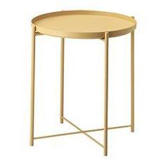 Tables basses et tables d'appoint