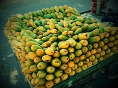 The lucky mango seller