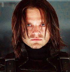 Corte de cabello del soldado del invierno
