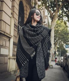 Find More Scarves Information about za Arrival Wool Blend Blanket Oversized Tartan Scarf Wrap Shawl Plaid Checked Pashmina,High Quality scarf mens,China scarf triangle Suppliers, Cheap scarf fashion from Huajin Accessories Co., Ltd. on Aliexpress.com