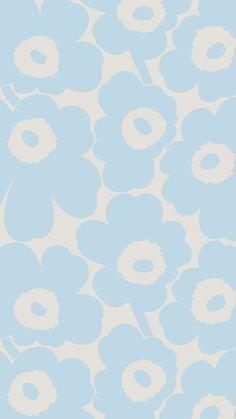 Moomin Wallpaper, Marimekko Wallpaper, Apple Wallpaper, Photo Wallpaper, Wallpaper Backgrounds, Blue Aesthetic Pastel, Collage Background, Cute Patterns Wallpaper, Cute Wallpapers