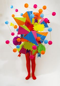 Esculturas de papel de Zim & Zou