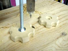 Jig Star Knobs #2