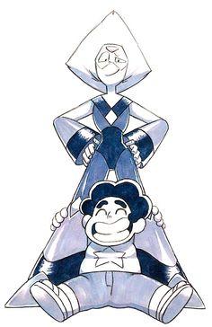 Steven and Peridot