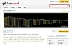 Freesound, banco de sonidos de dominio público o con licencia Creative Commons