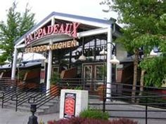 Pappadeaux Seafood Kitchen   - Arlington Heights, IL  Loved dinners here with good friends.
