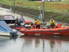 Texel - Met motorpech voor de Texelse kust