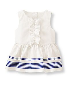 8e204ddace9b Striped Ribbon Top Girls Designer Clothes, Baby Swag, Toddler Dress, Toddler  Girl,