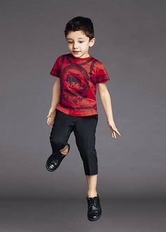 dolce and gabbana summer 2015 child collection 58