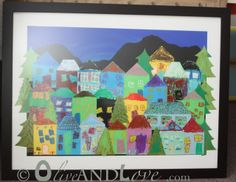 collaborative art project for kids