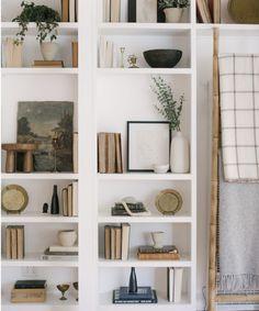 Home Interior Design .Home Interior Design Cheap Home Decor, Diy Home Decor, Home Modern, Diy Casa, Bookshelf Styling, Bookshelves, Bookshelf Design, Home And Deco, Home Interior