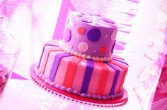 Pink Zebra Barbie Birthday Party Ideas | Photo 1 of 22 | Catch My Party