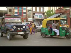 Transport Planning in India and National Urban Transport Policy 2006
