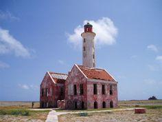 Aruba Lighthouse | Old lighthouse - , Aruba | Lighthouse | Pinterest