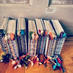 DIY Inspiration-Lovely Handmade Journals