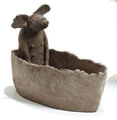 Souris dans une barque od Sophie FAVRE