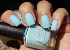 Helluva Day At Sea Sir from the Overboard Summer 2015 collection. Milky lucite blue green creme. One coat coverage. Pic taken in bright morning sun.