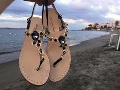 aspettando il tramonto  #ischia #sandals #madeinitaly