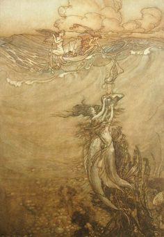 Sirene - A. Rackham