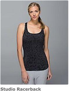 191076a606 L Yoga Tops, Athletic Outfits, Racerback Tank, Yoga Capris, Yoga Pants,
