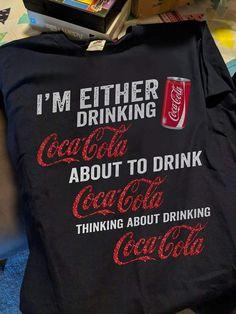 The truth of my life. Coca Cola Party, Coca Cola Life, Pepsi Cola, Coca Cola Quotes, Always Coca Cola, Diet Coke, Leyla Tanlar, Vintage Coke, Drinks