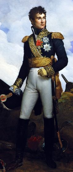 Jean Lannes (1769 - 1809). One of the Emperor's most audacious and capable marshals. Killed at the Battle of Aspern-Essling.