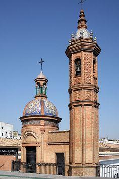 Capillita del Carmen - Seville, Spain