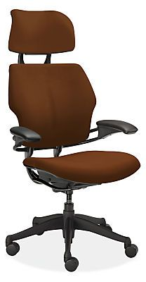 Humanscale Freedom Office Chair - Mahogany / 1049