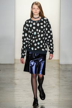 Timo Weiland Fall 2014 Ready-to-Wear Collection Slideshow on Style.com