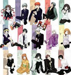 New Fruit Basket Manga Cats 31 Ideas Anime Manga, Anime Art, Fruits Basket Manga, Anime Love, Anime Guys, Awesome Anime, Dengeki Daisy, Orphan Girl