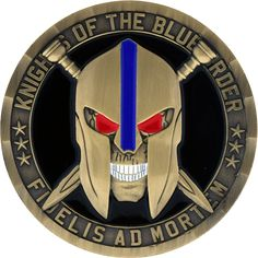 Airsoft, Blue Rider, Custom Coins, Forest Tattoos, Coin Design, Templer, Skeleton Art, Warrior Quotes, Biker Patches