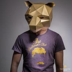 Bear Full Mask - Wintercroft  - 2