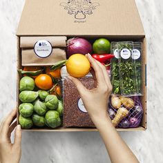 We Tried Blue Apron: Here's What Happened