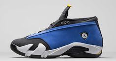 "The Air Jordan 14 Low ""Laney"" Has a Release Date"