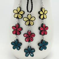 paper quilling for accessories