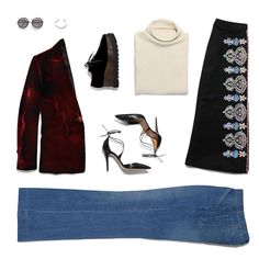 """@netaporter on Instagram: """"Refresh your closet for #fall with instant seasonal updates, from @vilshenko_official's delicately embroidered split skirt to @StellaMcCartney's ultra-cool platform brogues. #SeeitLoveitBuyit"""""""
