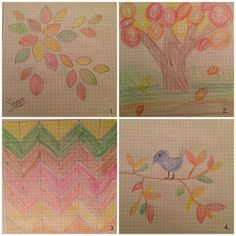 Sweets & Fabric: Pillow Swap Four Season: Autumn