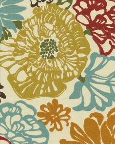 Richloom Fabrics - This print is lovely!