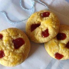 Tudo de bom Desde que comecei a escrever o blog, há quase 1 ano, passei a fazer a maior parte dos biscoitos que consumo, no entanto, todos eles eram doces.