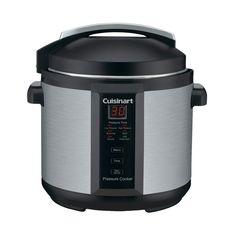 Cuisinart 6-Quart Pressure Cooker