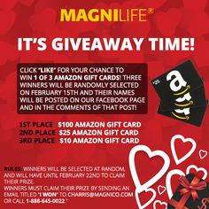 {US} Enter for Your Chance to Win a $100 Amazon Gift Card! ends... sweepstakes IFTTT reddit giveaways freebies contests