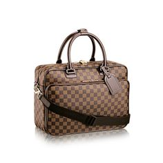 The Louis Vuitton Icare in Daumier -- I will name mine Mousqueton.