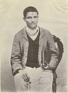 Savarkar in Fergusson College