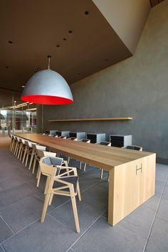 Contemporary Dining Room in Saint Helena, CA by NICOLEHOLLIS