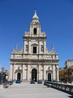 Chiesa Madre - Santa Maria delle Stelle, Comiso (RG), Sicily.